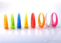 ingrosso braccialetti principali-Braccialetto Bangle per donna Charm Splendidamente Bracciali Controllo vocale Agitare Braccialetto luminoso LED
