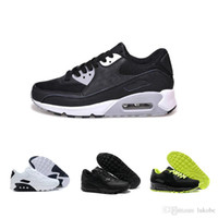 ingrosso scarpe aeree nere-nike air max TN New Mens 90 rosso All white nero giallo Sneakers Shoes designer Donne Running Sports Trainers Chaussures uomo donna 90 zapatos Tennie Shoes