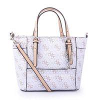 Wholesale orange pattern handbag resale online - women shoulder bag Delaney Cross pattern Petite Tote Handbag Small size fashion bag GU027