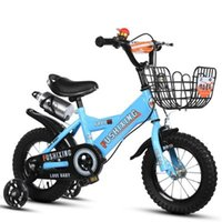 Wholesale toys walker for sale - Group buy 3 years old baby toy bicycle light walker four wheel bicycle male and female baby universal kinds of free gifts