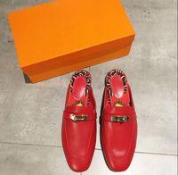 ante de las señoras zapatillas al por mayor-2019 mujeres de la marca zapatillas de piel mulas zapatos de gamuza mula zapatos de lujo de moda de cuero genuino mocasines zapatos cadena de metal casual