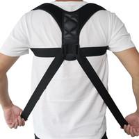 ingrosso uomini di correzione posteriore-Aptoco Magnetic Therapy Posture Corrector Brace Spalla Back Support Cintura per uomo Donna Bretelle Supporta cintura Spalla Postura