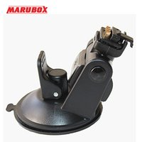 blackview kamera toptan satış-Marubox M610R Araba DVR Tutucu Dash Kamera Emiş Dağı DVR GPS Kamera RECXON Dixon Blackview için Araç Kaydedici Braketi Standı