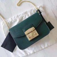 gute qualität handtaschenmarken großhandel-Berühmte Marken Soho Umhängetaschen aus echtem Leder Umhängetasche für echte Lederhandtaschen Klappe Kuriertaschen hohe Qualität guter Preis