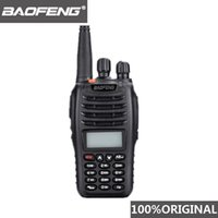 Wholesale handheld ham radio transceivers resale online - 100 Original Baofeng UV B5 Two Way Radio Station VHF UHF W CH Ham Radio FM Transmitter Handheld Walkie Talkie B5 Transceiver