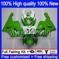 Wholesale kawasaki zx7r green fairings for sale - Group buy Body For KAWASAKI ZX R Glossy green MY ZX ZX R ZX ZX750 ZX R ZX7R Fairing