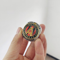 Wholesale cup gift set for sale - Group buy 2019 ATLANTA UNITED FC MLS CUP CHAMPIONSHIP RINGS