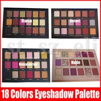 Wholesale easy eyeshadow makeup resale online - Brand Eyes Eyeshadow Palette Makeup Colors Glitter Shimmer Matte Eye Shadow Cosmetics Palette