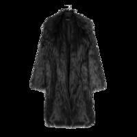 мужчины зеленый искусственный мех оптовых-Мужская пальто из искусственного меха куртка мужская из искусственного меха пальто осень зима длинные траншеи цвет белый/серый/черный/розовый/чернильно-зеленый