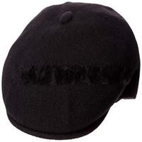 ingrosso cappello nero pittori-Kangaroo Cango Beret Pure Wool Painter Hat Autunno e inverno Beanie Keep Warm Black Fashion Street Corner 30zy C1