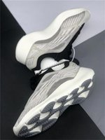 Wholesale best sports shoes for running resale online - Best Originals V3 Azael Kanye West Running Shoes For Men Women Wave Runner Glow In The Dark Authentic Sports Sneakers With Box