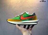 zapatillas sin cordones para hombre al por mayor-Envío gratis zapatos de diseñador Nuevo 2020 Zapatillas de deporte para hombre Transpirable Casual La alta calidad Zapatos con cordones para correr Nueva llegada Color36-45