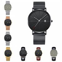 relógios mens novo venda por atacado-2019 nova moda de luxo famoso designer de negócios relógios homens menino homens relógio masculino relógio de quartzo movimento do relógio de pulso 83qw108