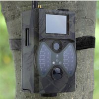 Wholesale camera full hd 12mp for sale - Group buy Hc300m Hunting Camera Mms Full Hd mp p Video Mms Gprs Gsm nm Infrared Digital Night Vision Hunting Trail Camera T190705
