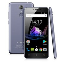 notiztelefon 32g großhandel-Ursprüngliches Cubot ANMERKUNG plus MT6737T Viererkabel-Kern-Smartphone Android 7.0 5,2 Zoll Handy 3G RAM 32G ROM 16 MP 4G LTE Handy