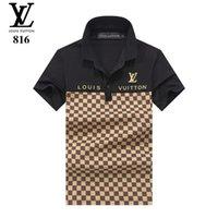tshirt machen großhandel-T-Shirt New Pattern Klassische Freizeitmode Baumwolle Slim Shirt T-Shirt Design Maßarbeit