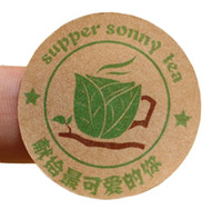 Wholesale custom printed stickers for sale - Group buy craft paper sticker environmental protection recycle paper sticker custom printing good quality