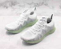 118830556 Futurecraft Alphaedge 4D LTD Aero Ash Print Black B75942 Kicks Men Running  Sports Shoes Sneakers Trainers With Original Box US6.5-11.5
