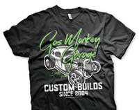 Wholesale neon rods resale online - Print Men T Shirt Summer Garage Custom Neon Hot Rod Car Fans XL Men s T Shirt T Shirt