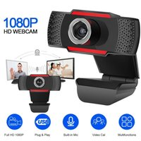 Wholesale full hd tablets for sale - Group buy USB Computer Webcam Full HD P Webcam Camera Digital Web Cam With Micphone For Laptop Desktop PC Tablet Rotatable Camera
