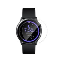 Wholesale galaxy smart watches for sale – best For Samsung Galaxy Watch Active mm Smart Watch Full Screen Protector Anti shock Soft PET Ultra Clear Protective Film