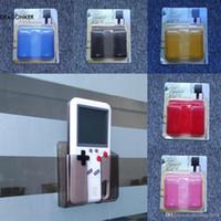 aufladung telefonständer großhandel-Wandhalterung Handy-Ladegerät Halter Sockel Adhesive Charging