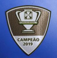 Wholesale Brazilian League Football patch Brazil shirt sponsorship advertising Brazilian Football League patch badges Soccer armband