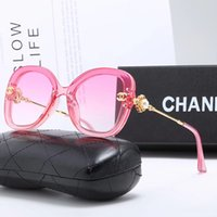 Wholesale crystals shops for sale - Group buy for women lady big square frame glasses classic goggle driving shopping mirror glasses