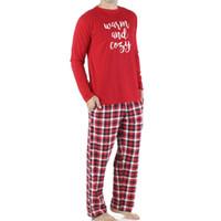 2550af26a2 navidad pijamas pijama al por mayor-2019 Hombres Pijamas de Navidad A Juego  Pijamas de