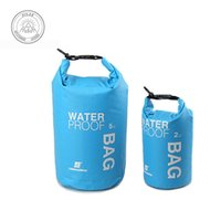 Wholesale mail art online - Package mail Outdoor drifting Waterbag Portable Swimming bag Mobile camera Waterproof bag L L