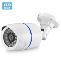 xmeye cctv al por mayor-2.8mm Cámara gran angular IP 1080P 960P 720P Alerta por correo electrónico XMEye ONVIF P2P Detección de movimiento RTSP 48V POE Vigilancia CCTV en exteriores