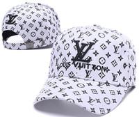 ingrosso nuova moda progettazione-Nuovo design gorras Golf estate Ball Hat di lusso Unisex Primavera Autunno Snapback Berretto da baseball Cappelli per uomo donna Moda sport osso casquette cappello
