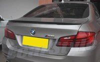ingrosso spoiler del tronco bmw-Per BMW F10 Spoiler E60 M5 11-16 Spoiler per baule posteriore in fibra di carbonio