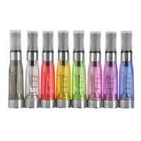Wholesale electronic cigarette cartomizer metal resale online - CE4 ml atomizer cartomizer Electronic Cigarette ego CE4 ego t e cigarette for E cig all ego series CE5 CE6 Clearomizer