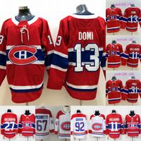 Wholesale jersey canadiens subban resale online - Max Domi Montreal Canadiens Jersey Shea Weber Jesperi Kotkaniemi Carey Price P K Subban Jonathan Drouin Hockey Jerseys