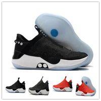 bb kırmızılar toptan satış-ADAPT BB Koyu Gri Erkek Sneakers en moda rahat ayakkabılar lüks kutu Ile yüksek kalite Yüksek Siyah Kırmızı Basketbol Ayakkabı Ücretsiz Shippment