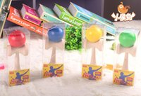 Wholesale kids sword games for sale - Group buy Kendama Sword Ball Wooden Toy Skillful Juggling Ball Game Professional Kendama Ball Indoor Outdoor Sports Toy for Kids Length cm