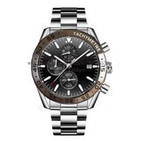 Wholesale sports clocks resale online - 2019 New men watch Quartz Waterproof Automatic Date Dial Mens Watches Top Brand Luxury Watch Clock Men Sports Fitness Watch