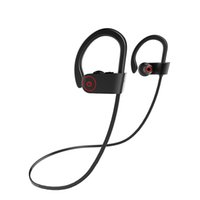 Wholesale a8 earphones online – A8 Sport Bluetooth Headphone Wireless Earphone Bluetooth Headset Waterproof noise reduction with Microphone for android ios