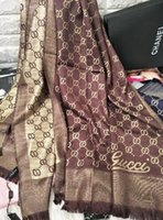 ingrosso sciarpe stati uniti-Europa e Stati Uniti moda design di lusso in lana intrecciata modello di sciarpa di cotone morbido per uomo e donna è la moda sciarpa casual