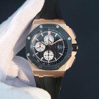 водонепроницаемые часы оптовых-JF 26400 роскошные часы 3126 механические часы механические часы силиконовый ремешок для часов керамическое кольцо рот водонепроницаемый дизайнерские часы