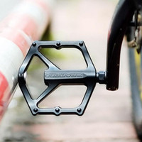 Wholesale bicycle pedal bearings for sale - Group buy 2pcs Bike Bicycle Pedals Light Aluminum Alloy Cycling Sealed Bearing Pedal MTB Road Mountain Bike Platform