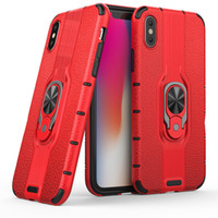 Wholesale invisible phones resale online - Phone Case Invisible Bracket Cover Ring Buckle Anti fall Shell for iPhone PRO XS Max XR XS X plus plus s