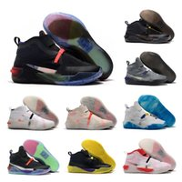 Wholesale kobe ad 12 shoes for sale - Group buy 2019 Hot Sale Kobe AD NXT FF Fastfit Stars Vast Grey Sports Basketball Shoes For Mens Black Yellow Blue Sneakers Trainers