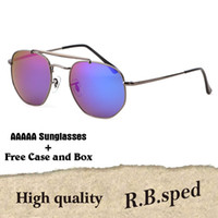 8713cd5ccd0 Wholesale fashion sunglasses real for sale - High Quality Hexagon Real  Glass Lens Sunglasses Men Driving