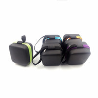 Wholesale essential makeup tools for sale - 7 Compartments ML Essential Oil Bag Square EVA Cosmetic Makeup Storare Bags Portable Shock Proof Carrying Holder Creative ly BB