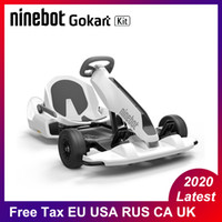 Wholesale kart racing resale online - Ninebot Kart Kit Refit Smart Balance Scooter Kart Racing Go Kart Match for Self Balance Electric Hoverboard Electric Hoverboardkart