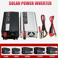 Wholesale peak inverter resale online - Inverter W Peaks V V Modified Sine Wave Voltage Transformer Power Inverter Converter Car Charge USB