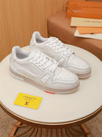 Wholesale fast delivery shoes resale online - F8 High quality fashion flat casual shoes men shoes luxury comfortable sports shoes original box packaging Zapatos Hombre fast delivery