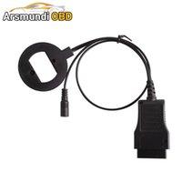 en iyi bmw anahtar programcısı toptan satış-En iyi Kalite 100% Orijinal ücretsiz shiping Çok Aracı BMW Anahtar Programcı için CAS4 Adaptörü